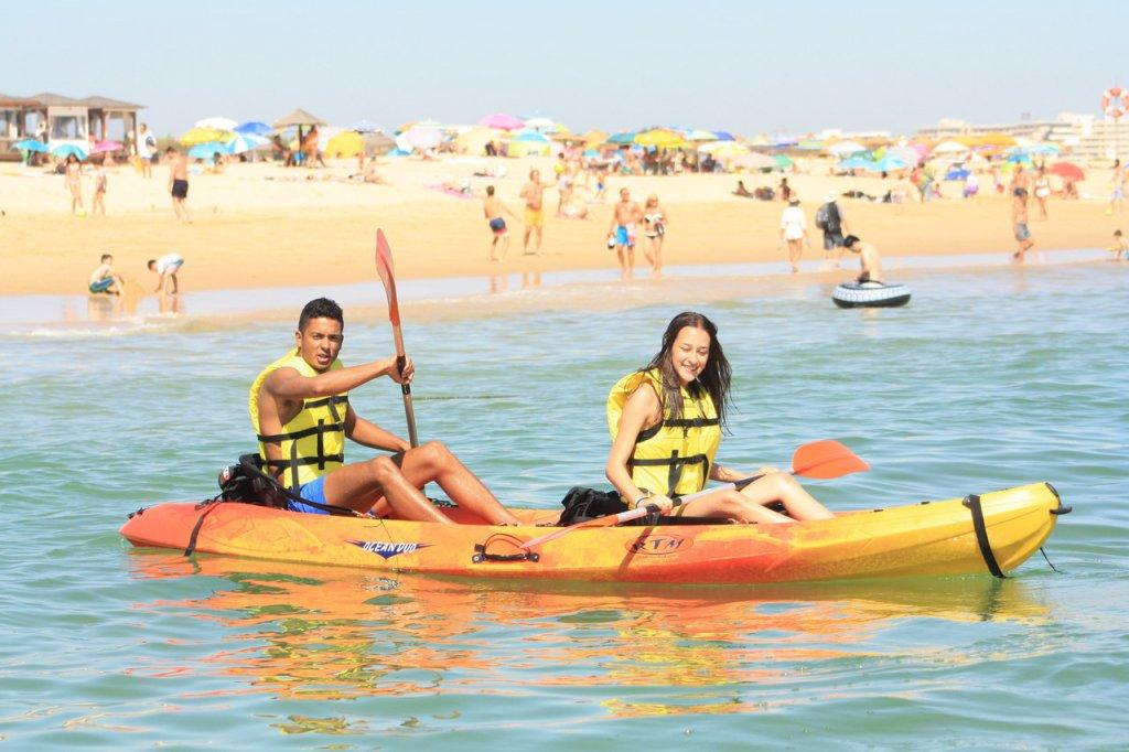 Aluguer Kayak